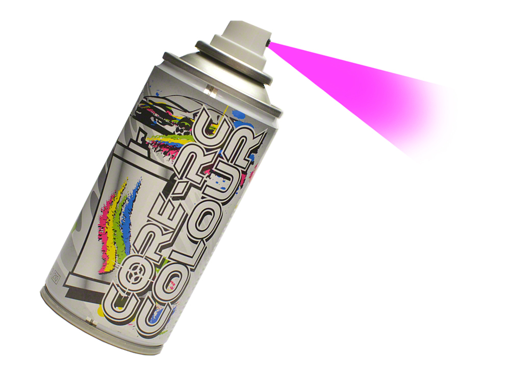 Core RC Aerosol Paint - Neon Pink CR617