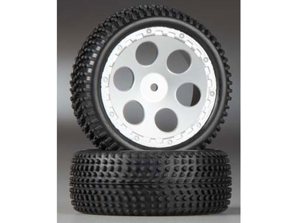 Dromida BX4.18 Wheel and Tyres (2) DIDC1017