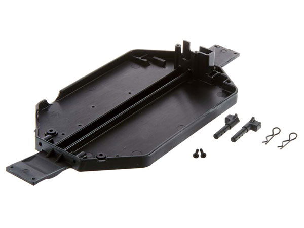 Dromida Chassis with Battery Posts DIDC1028