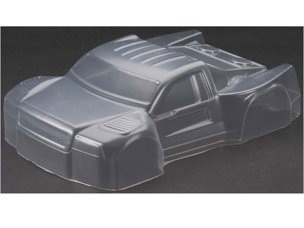 Dromida SC4.18 Clear Bodyshell with Decals DIDC1125