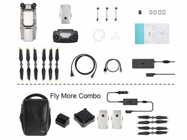 ../_images/products/small/DJI Mavic Pro Platinum Fly More Combo Quadcopter Drone