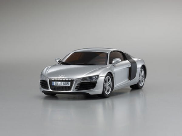 ../_images/products/small/Kyosho 1:43 Audi R8 2006 - Silver