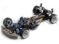 Image Of Yokomo Drift Package DIB Version Blue Chassis Kit Vesion 2