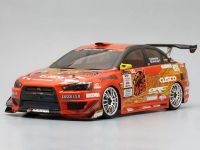 Image Of Yokomo D1 Drift Package - Yukes Cusco Lancer Evolution X