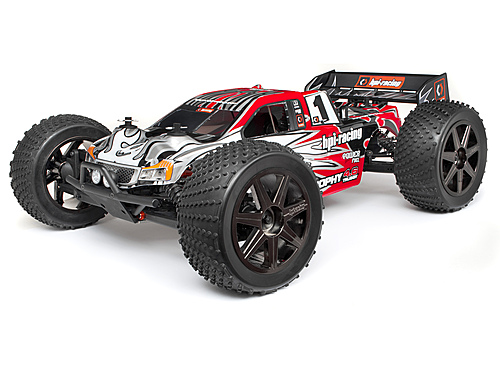 HPI Trimmed And Painted Trophy Truggy 2.4ghz Rtr Body 101780