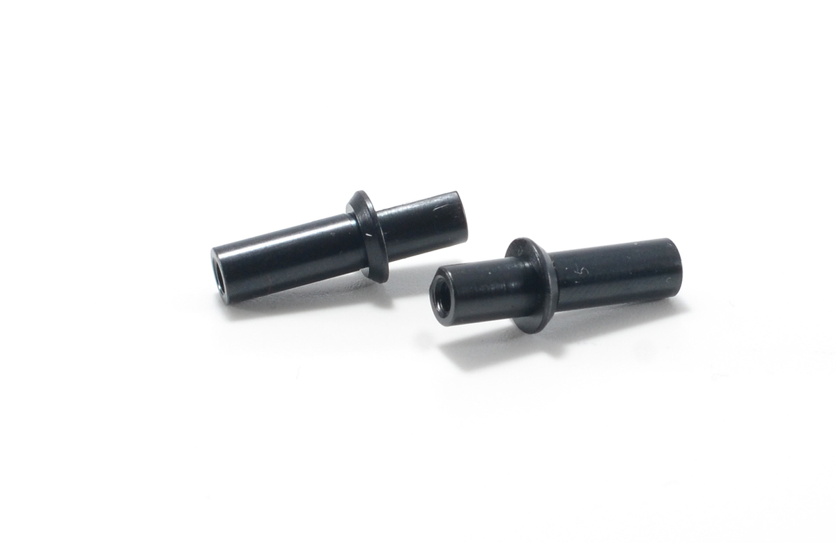 Team Durango Steel Front Axle (2pcs) TD330399