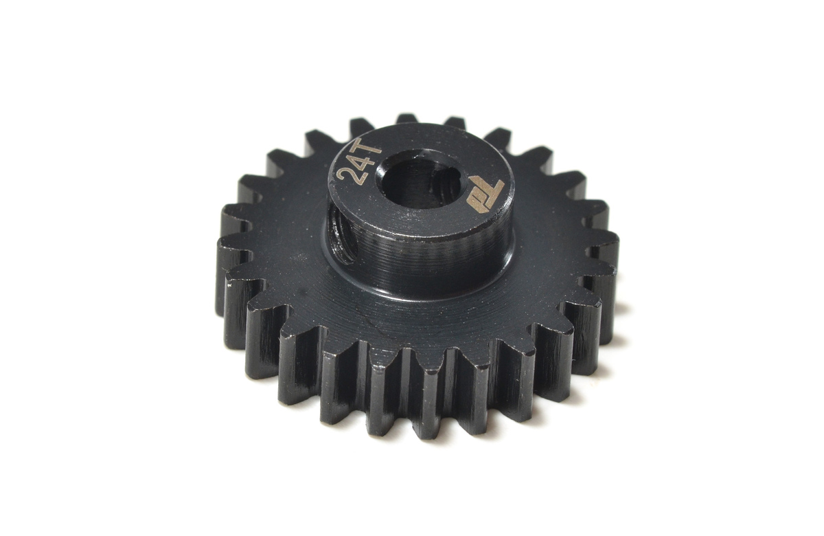 Team Durango 24t Mod1 Pinion - Steel TD310308