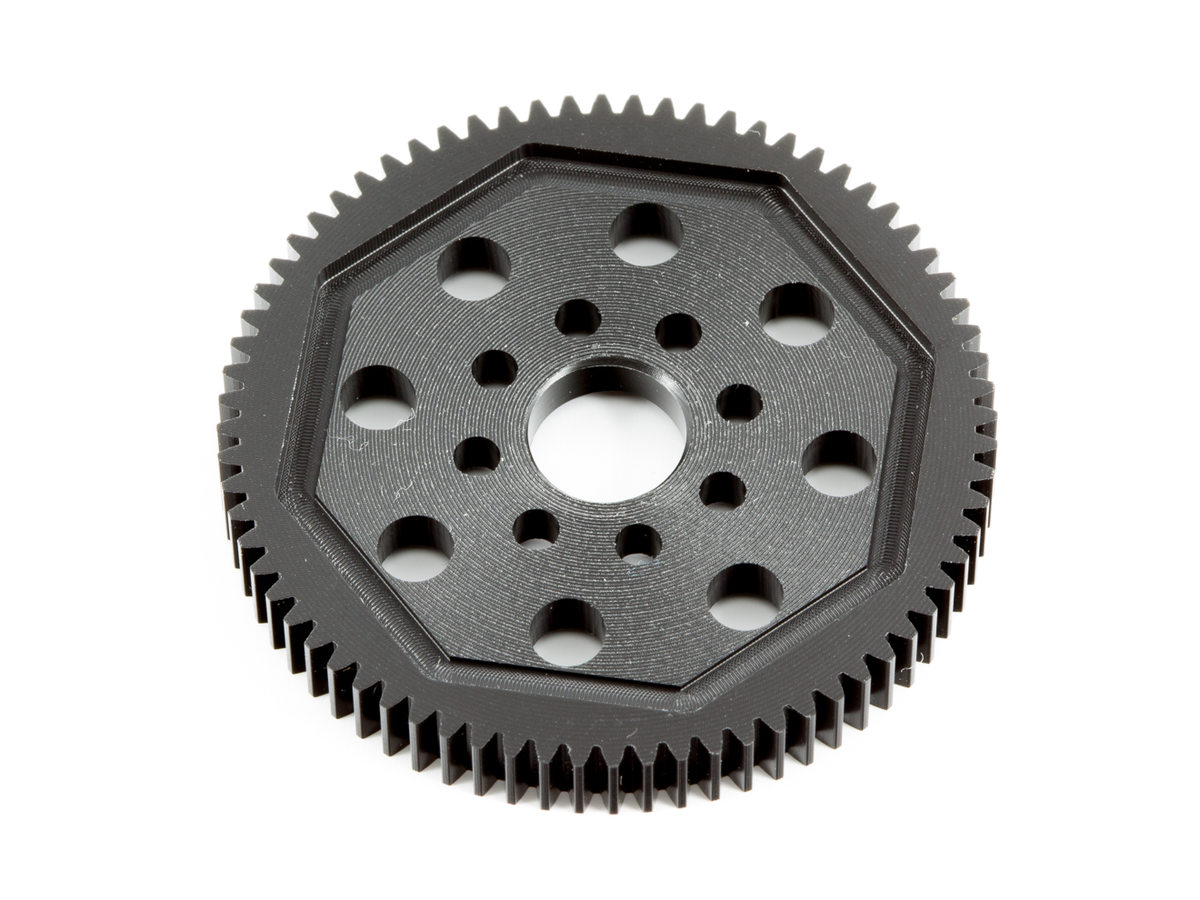 Team Durango Machined Spur Gear 72t (48dp) TD310441