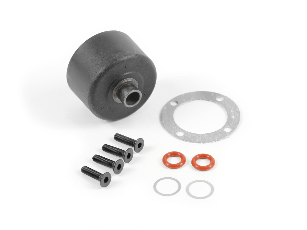Team Durango Diff Housing Set TD210016