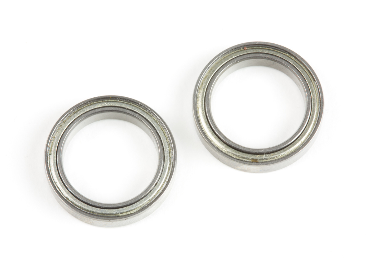 Team Durango Ball Bearing 15x21x4mm (2pcs) TD601027