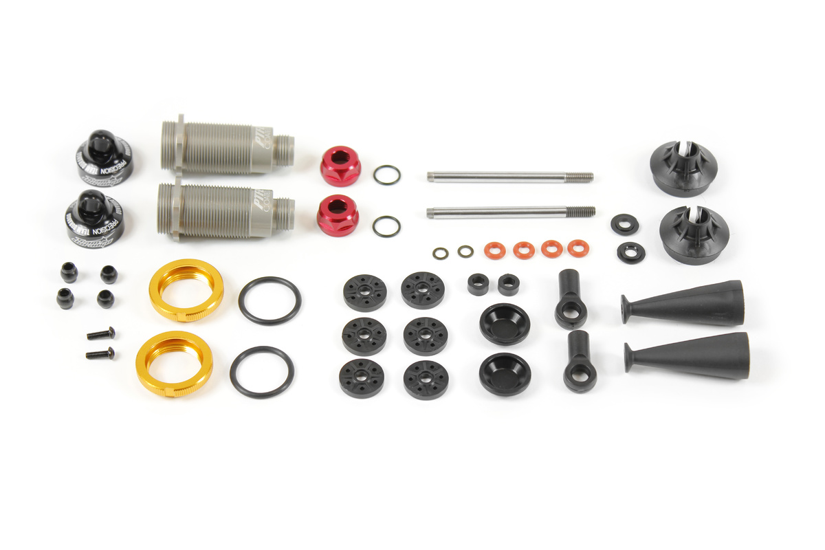 Team Durango Front Shock Set (1 Pair) TD230015