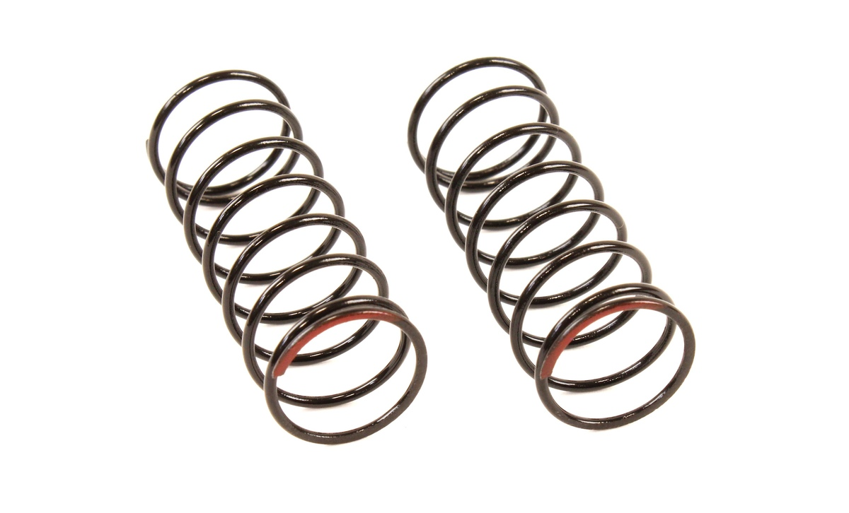 Team Durango Big Bore Shock Springs: 45mm Bordeaux (99gf/mm)(2pcs) TD330284