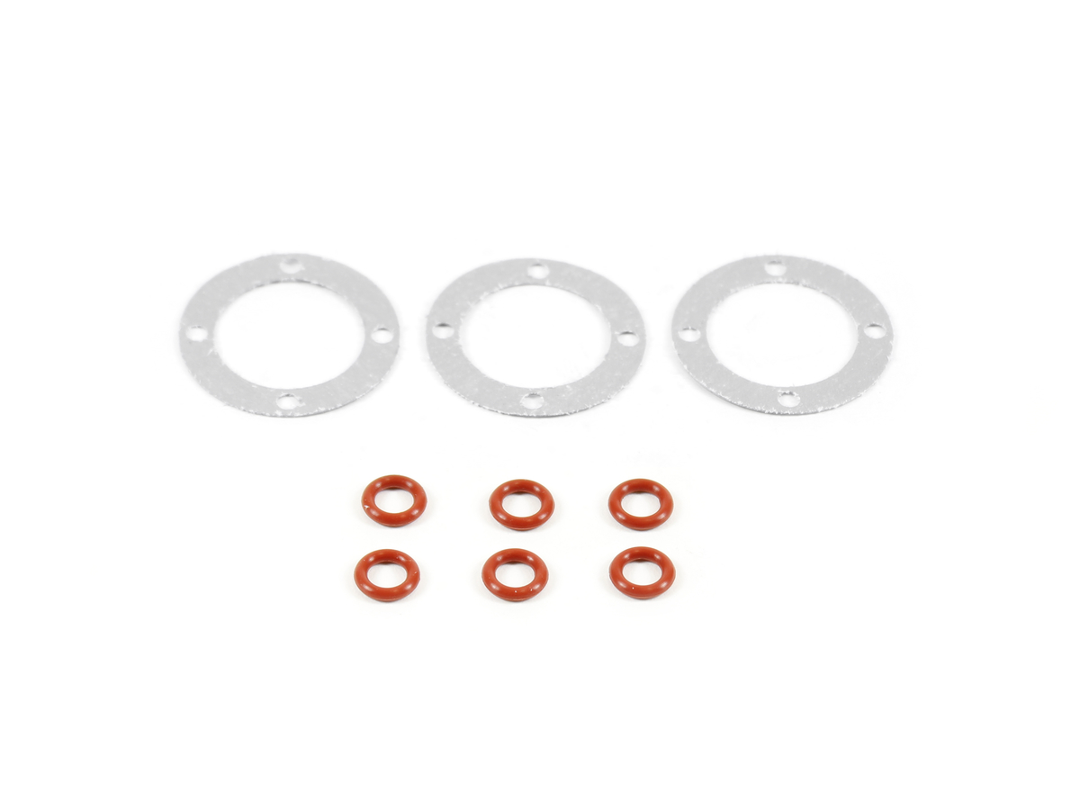 Team Durango Diff Seal Set TD210026