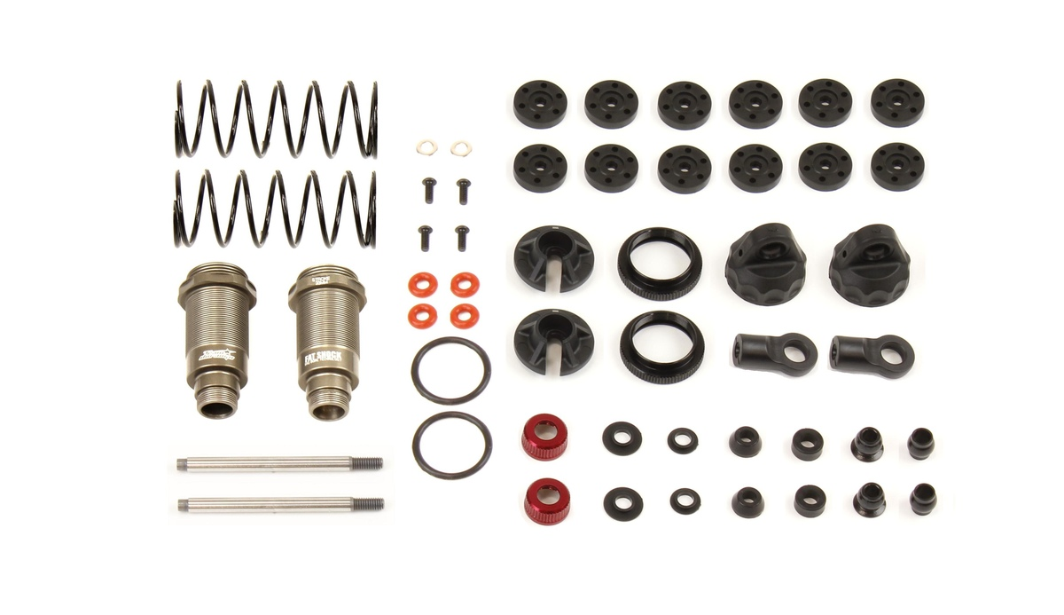 Team Durango 1/10 Electric Big Bore Shock Set: 23mm Stroke TD230004