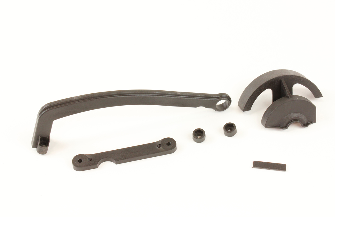 Team Durango Gear Guard And Steering Brace Set TD320106