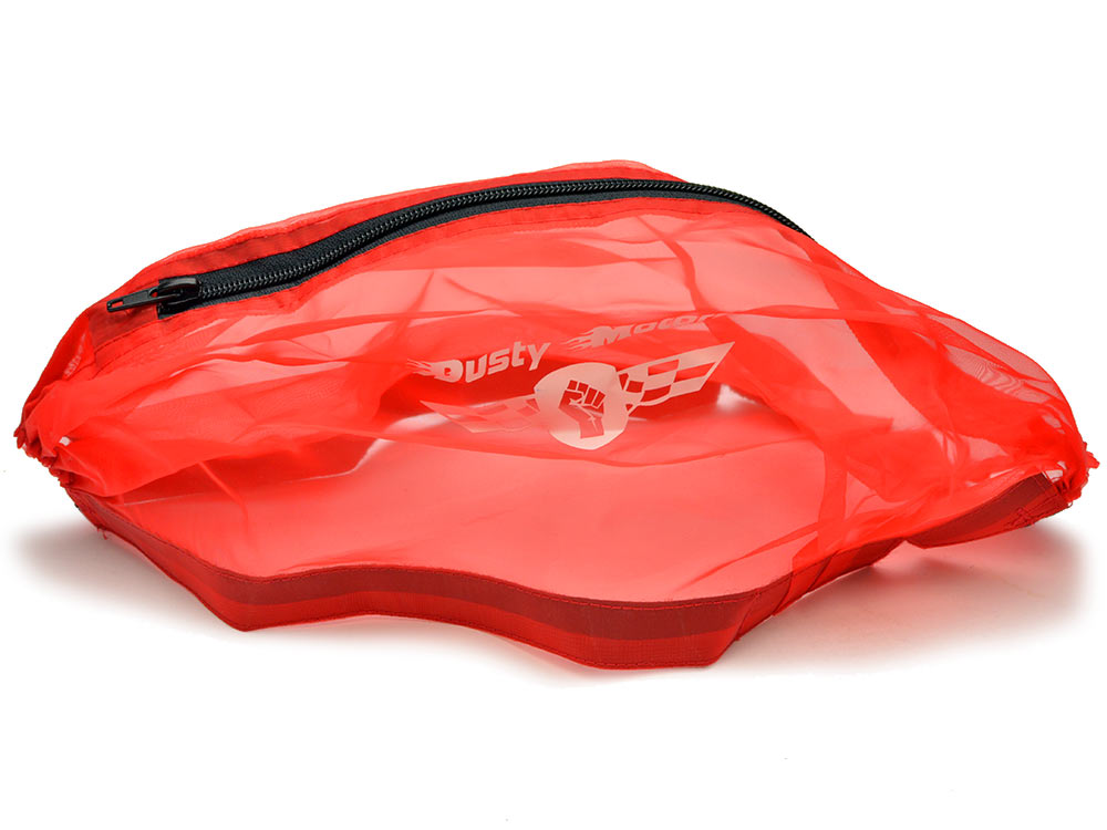 LaTrax Teton Red Dusty Motors Protection Dust Cover