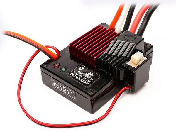 Image Of Dynamite Mini BL Waterproof ESC