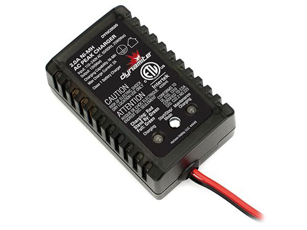 Dynamite 20watt NiMH AC Battery Charger UK Version DYNC0500UK