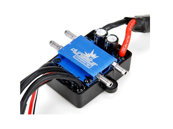 Image Of Dynamite 120A BL Marine ESC 2-6S Single Connector