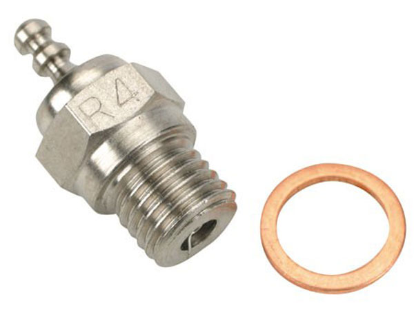 Image Of Dynamite Platinum Series Glow Plug (Medium)