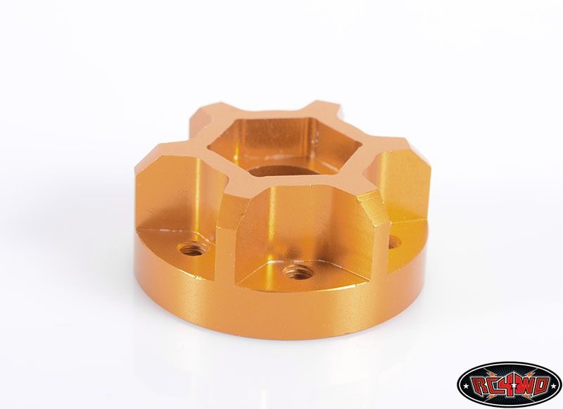 RC4WD ZS0432 17mm Revo/Summit Universal Hex for 40 Series and Clod Wheels 