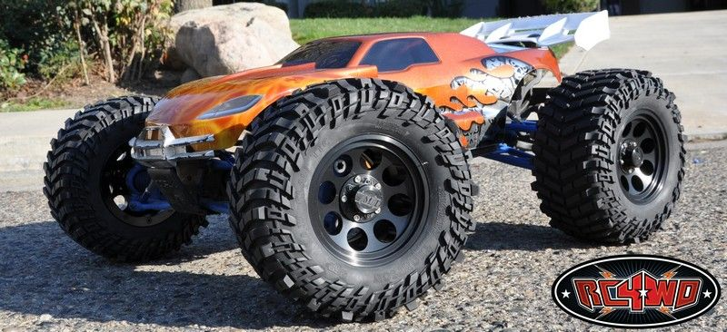 RC4WD ZT0081 Mickey Thompson Baja Claw TTC 40 Series 3.8 Tires 