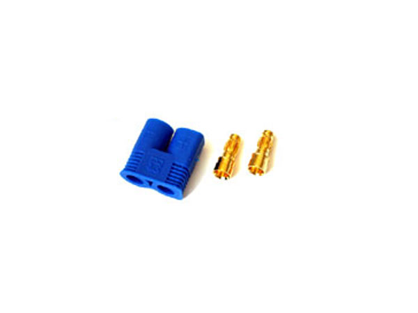 Modelsport UK Pack of 1 Male EC3 Connector EC35PM-01