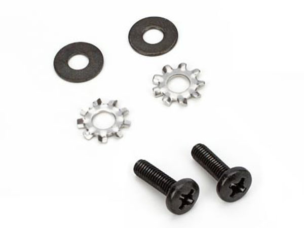 ECX Circuit/Amp Motor Screw And Washer Set ECX1098