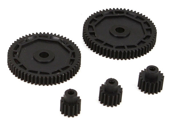 ECX 1:18 4WD ALL Pinion and Spur Gear Set ECX212002