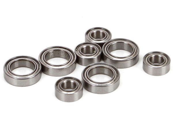 Image Of ECX 1:18 4WD ALL Spindle/Hub Bearing Set