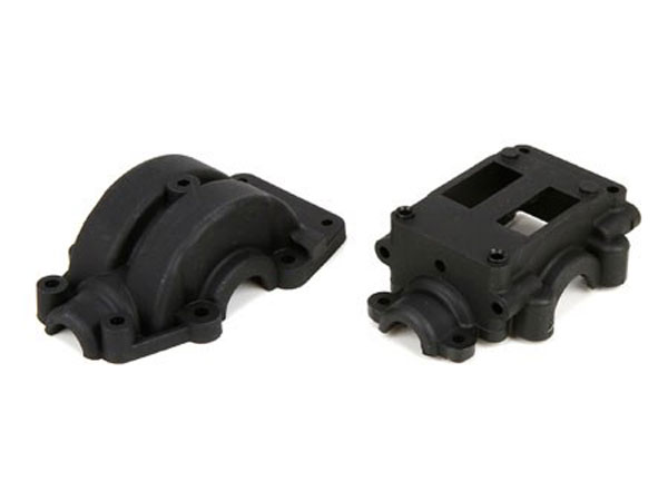 ECX 1/10 4WD ALL Front / Rear Differential Gearbox Set ECX231005
