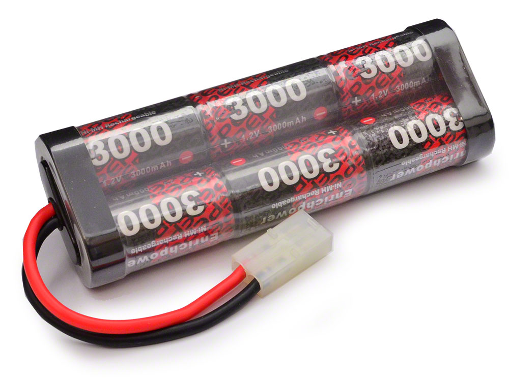 Image Of Enrich Power 3000mah 7.2v Sport Stick Pack