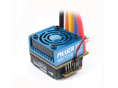 Image Of Etronix Phaser 120A Brushless ESC For 1/10th