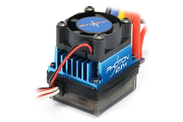 Image Of Etronix Photon 2.1W 45A Splashproof Brushless ESC