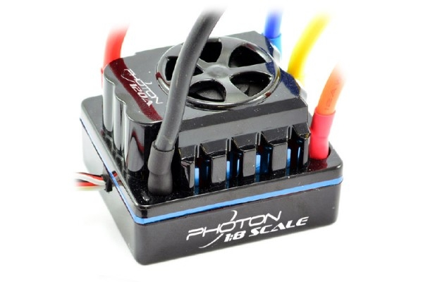 Image Of Etronix Photon 1/8 120amp 6s Full Waterproof Brushless ESC