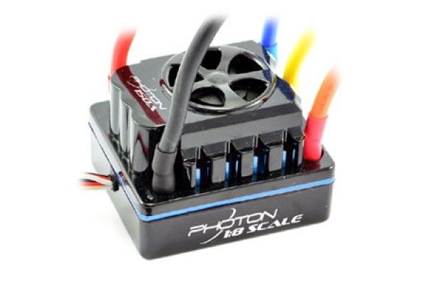 Image Of Etronix Photon 1/8 150amp 6s Full Waterproof Brushless ESC