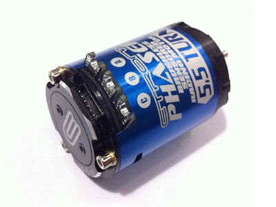 Etronix Phaser 1/10th Sensored Brushless 540 Motor 5.5T ET0353