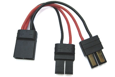 Etronix Traxxas Plug Harness Battery Parallel Connection ET0716