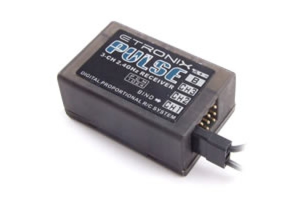Etronix Pulse DSSS EX3G 2.4GHz Receiver for ET1000 ET1055