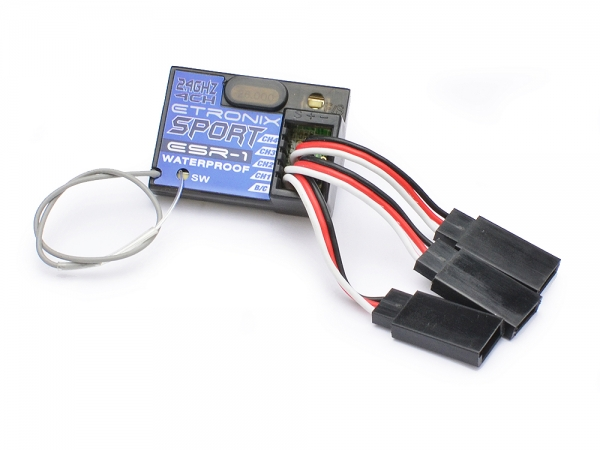Image Of Etronix ESR-1 Sport 2.4Ghz Waterproof Receiver