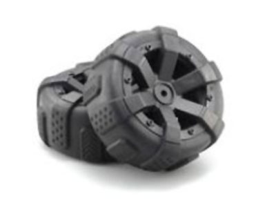 Image Of Kyosho Wheels & Tyres (2) NeXXt 1:10 EP