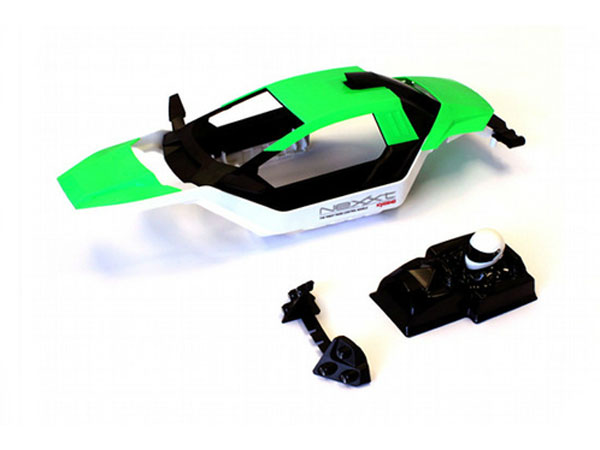 Kyosho Body Parts Set NeXXt 1:10 EP - Green EZ021GR