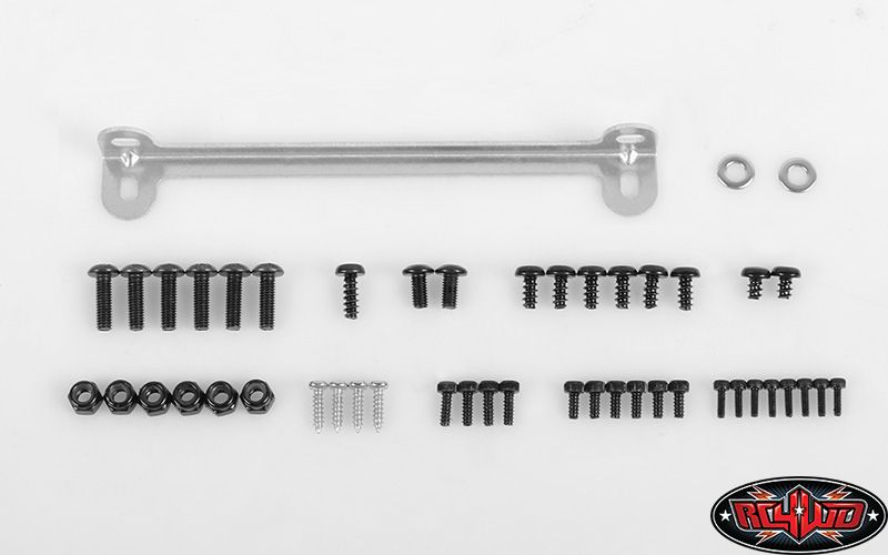 RC4WD ZS1535 Mojave II Body Hardware Kit 