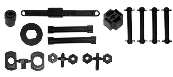 Image Of Kyosho Swing Shaft Set - Fazer