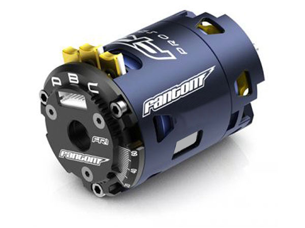 Fantom Brushless Motor 13.5t Type M-Spec FAN19480S