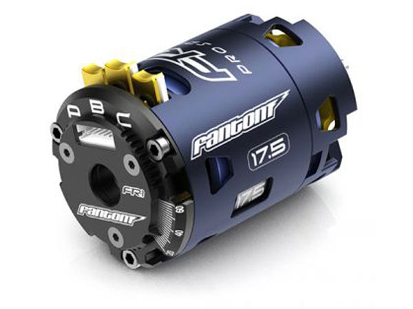 Fantom Brushless Motor 17.5t Type M-Spec FAN19482S