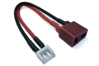 Etronix EH Female Connector to Deans Female Plug ET0811