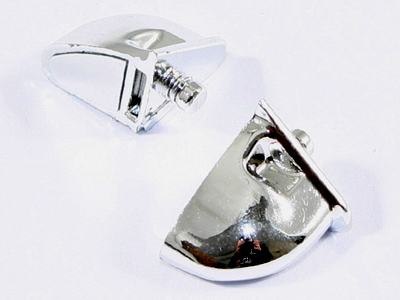 Fastrax Chrome Wing Mirrors FAST2220