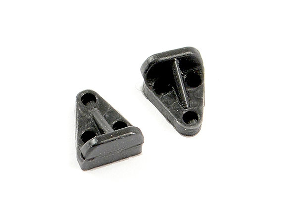 Fastrax 1:10 Scale Rubber Hood Hinges (pr) FAST2367