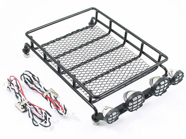 Fastrax Crawler Luggage Tray With Light Cluster FAST300
